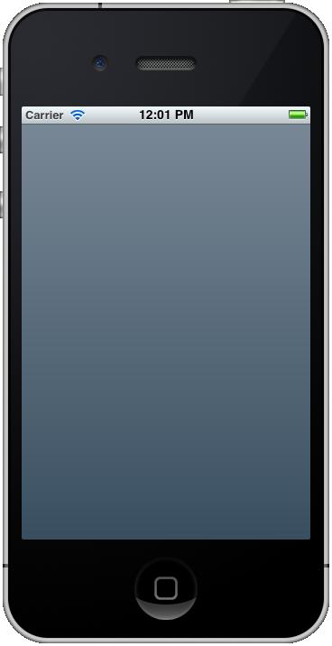 Gradient background for UIView in iOS | Daniel Beard\'s Programming Blog